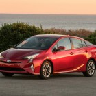Toyota Prius (XW50, 2016, US) photo gallery
