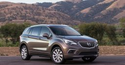2016 Buick Envision starts from $43k; $35k models coming in 2017