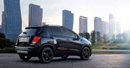 Chevrolet Trax Midnight Edition coming February 2016