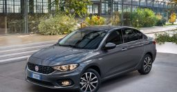 Fiat Tipo will be sold in Mexico as the 2017 Dodge Neon