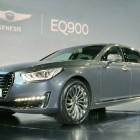 Genesis G90/EQ900 unveiled: V6, V6 turbo, V8, AWD options