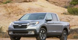 2017 Honda Ridgeline is 2017 North American Truck of the Year