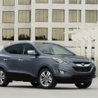 Hyundai Tucson LM facelift (second generation) photo gallery