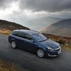Opel Insignia Sports Tourer (A, 2014 facelift) wagon photos