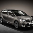 Toyota Verso (R20 facelift, 2015) photo gallery