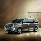 Buick GL8 (SGM258, second generation, 2010) photo gallery