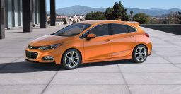 2017 Chevrolet Cruze diesel to come with both 6-speed auto and manual