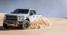 2017 Ford F-150 Raptor: Ford's first pickup truck for China now on its way