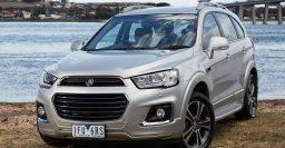 2016 CG Holden Captiva facelift: Updated styling, infotainment