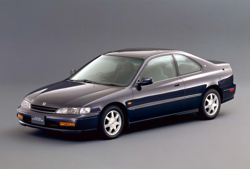 Honda Accord SiR coupe (CD, 1993-1997, JDM) photo gallery ...