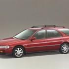 Honda Accord (CD facelift, 1994-1996) sedan, wagon photos