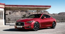 2017 Infiniti Q60: Production begins of V36 G coupe replacement