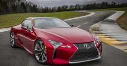2019 Lexus LC F on its way: Name trademarked in Europe, US