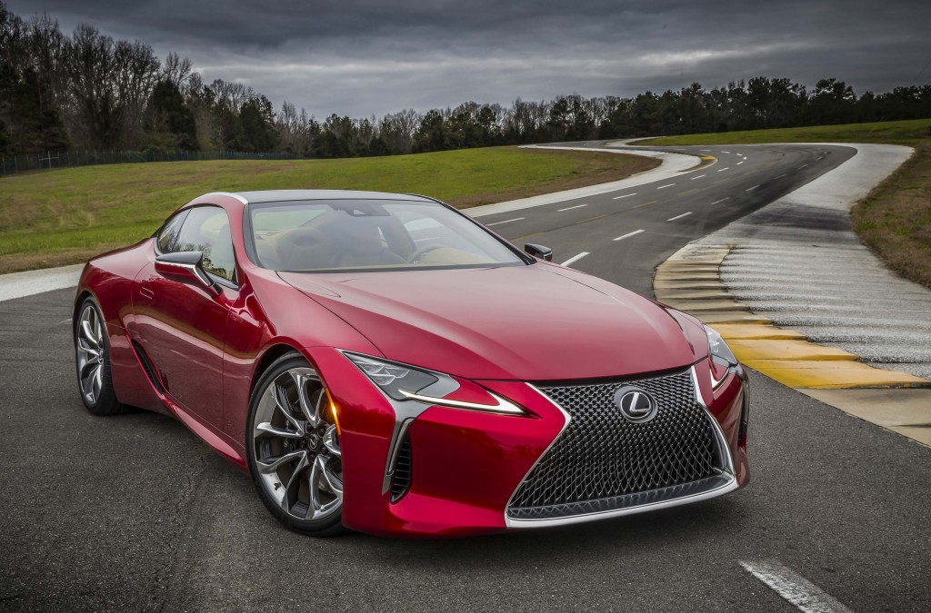 2019 Lexus Lc F On Its Way Name Trademarked In Europe Us