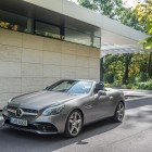 R172 Mercedes-Benz SLC: SLK with new face, engine, name