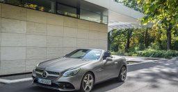 R172 Mercedes-Benz SLC: SLK with new face, engine, name