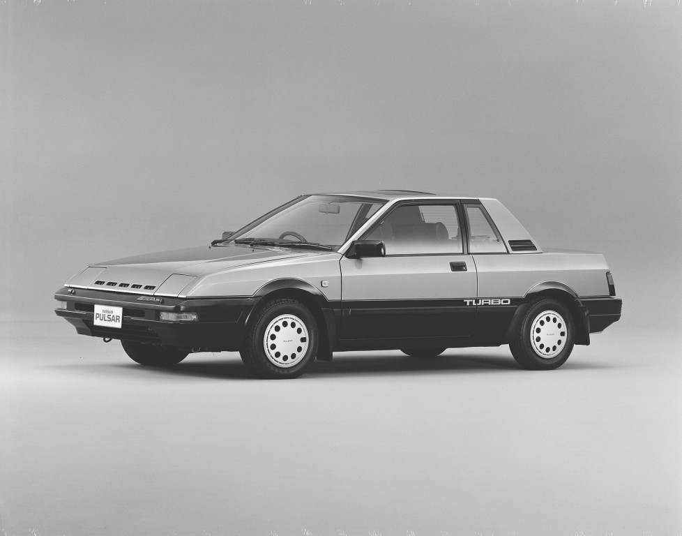 Nissan Pulsar Exa coupe (N12, 1982-1986, JDM) photo gallery