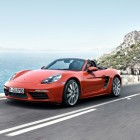 Porsche 718 Boxster, Boxster S (Type 981, 2016) photo gallery