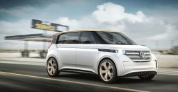 Volkswagen Budd-e: An Microbus/Bulli EV with sliding doors