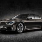 BMW M760Li xDrive (G12, 2016) photo gallery