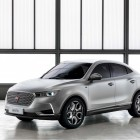 Borgward Projekt BX6 TS concept (2016) photo gallery
