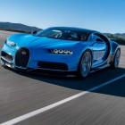 Bugatti Chiron: Hear it start up and rev its W16 engine – video
