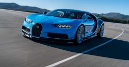 Bugatti Chiron has 11mpg (21.4L/100km) EPA fuel economy rating!