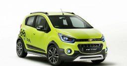 2017 Chevrolet Spark Activ: Crossover hatch approved for sale