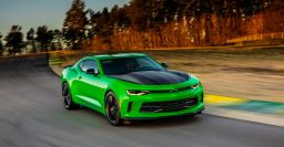 2017 Chevrolet Camaro 1LE pack available for both V6 and V8
