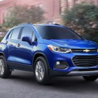 Chevrolet Trax facelift (MY2017, Gamma II, USDM) photos