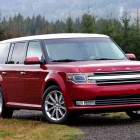 Ford Flex production ends November 25, Lincoln MKT already dead