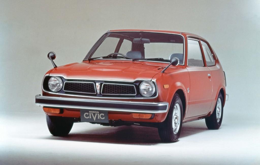 Cars Under 100 >> Honda Civic (first generation, 1972-1979, SB1, SG, SE, VB) photos | Between the Axles