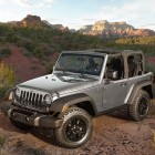Jeep Wrangler (JK, 2016) photo gallery