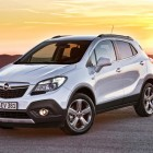Opel Mokka A (Gamma II, 2012-2016) photo gallery