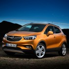 Opel Mokka X (A, 2016, facelift) photo gallery