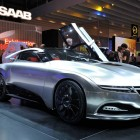 Saab Phoenix concept (2011) photo gallery