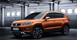 2017 Seat Ateca Cupra: 286hp (213kW) SUV being considered