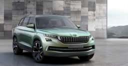 Skoda Vision S previews new larger than Yeti SUV with 7 seats