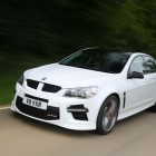Vauxhall VXR8 GTS sedan (Gen-F2, 2015) photo gallery