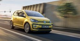 2016 Volkswagen Up facelift: Optional turbo engine, 300W Beats audio