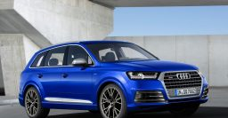 2016 Audi SQ7: First ever production electric turbo debuts
