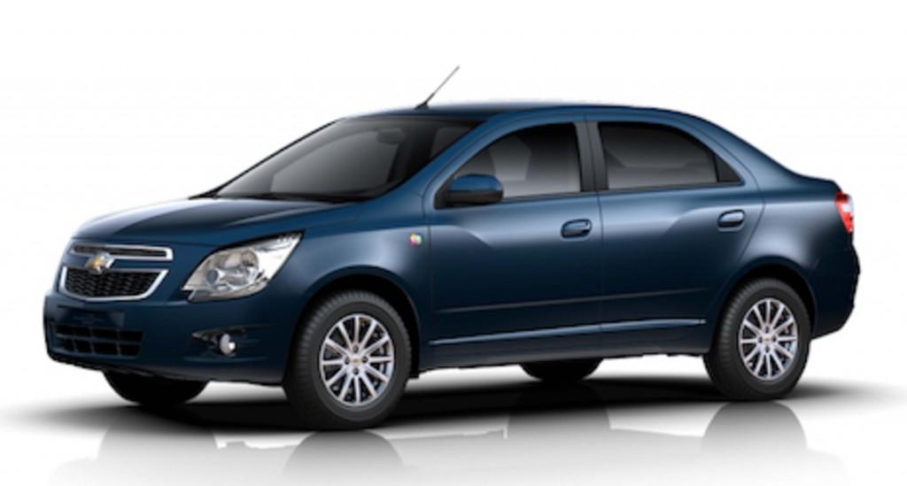 Chevrolet Cobalt (2012, Brazil, Latin America) photo gallery