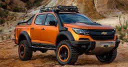 Chevrolet Colorado Xtreme concept previews 2016 Colorado facelift