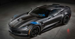 2017 Chevrolet Corvette Grand Sport: Track inspired limited edition