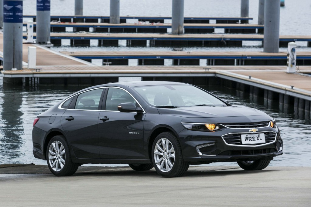 Big M Chevrolet >> Chevrolet Malibu XL (2016, China, 9th generation) photos ...