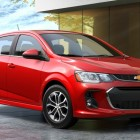 Chevrolet Sonic axed in Canada according to sources