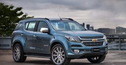 2016 Chevrolet Trailblazer facelift previewed by Premier concept