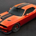 Dodge Challenger SRT Hellcat Go Mango (2016, LC) photos