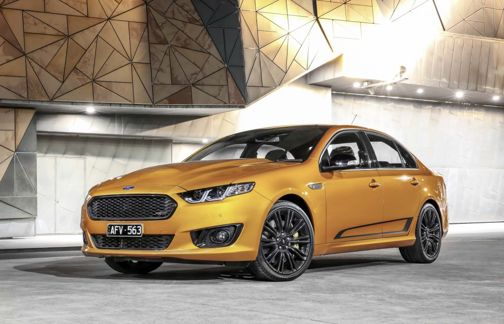 Ford Falcon XR8 Sprint (FGX, 2016) photo gallery | Between ...