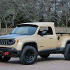 Jeep Comanche concept (BU Renegade, 2016) photo gallery